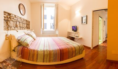 Photo for Luxury Private Apartment in The Center of Rome, Metro and Train 5 minutes Walk!