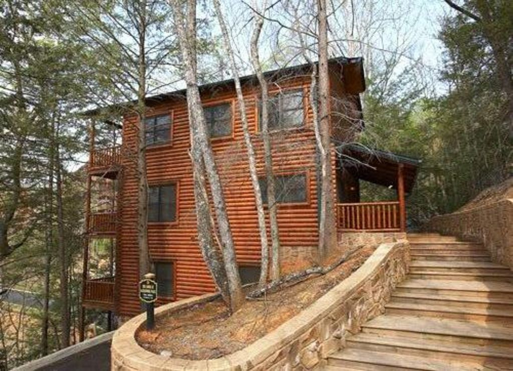 Large Family Cabin With Spectacular Views O Homeaway