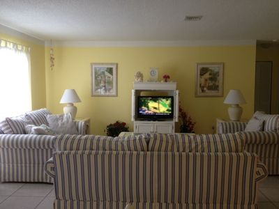 Photo for Quiet resort condo on Sanibel's secluded west end