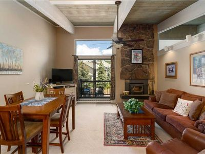 Discounted lift tickets! Perfect Steamboat Condo With Hot Tub & Pool!