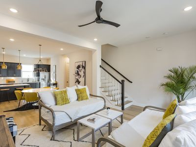 Photo for Beautiful Modern 3-Story Townhome