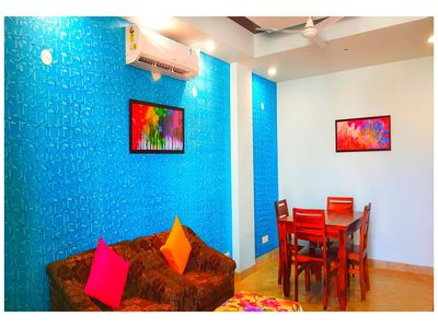 Photo for Short Stay In Saket (2BHK Near Max with LIFT)