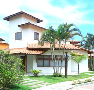 Photo for 🌴🌊🌴 Beautiful house in COND. CLOSED 100mts from the beach and 450mts from Sirena