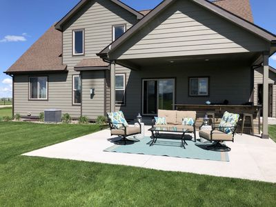 Photo for New Home - Great Sturgis Rally Location with veiws and large garage!