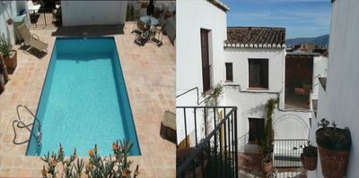 Photo for Casa Luna - Rural house with pool of 21 m², barbecue - Andalusia