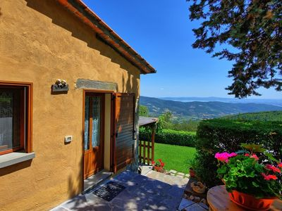 Photo for 1BR Country House / Chateau Vacation Rental in Cortona, Toscana