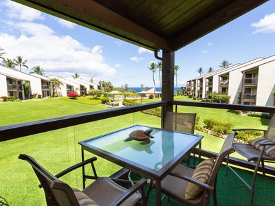 Photo for #223  Second floor condo, easy access to best beach on Maui!