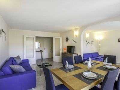 Photo for Apartment La Baie in Cagnes-sur-Mer - 4 persons, 2 bedrooms