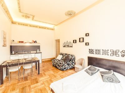 New 2-room apartment in the very center of Riga!