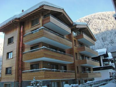 Photo for Lovely apartment for 6 guests with hot tub, WIFI, TV and balcony