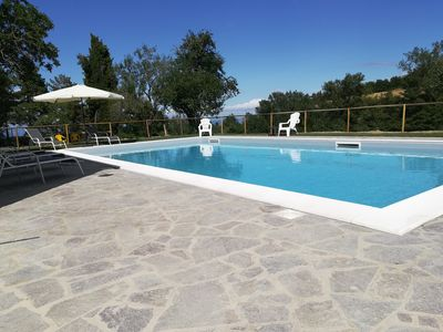Photo for Villa  Siena Sarteano with Private Pool