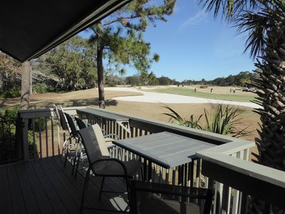 Photo for Updated Villa w/Golf View, Close To Beach; NOT a full time rental property
