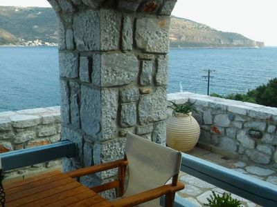 Photo for Apartment Superior Suite with Fireplace in Areopoli - 4 persons, 1 bedrooms
