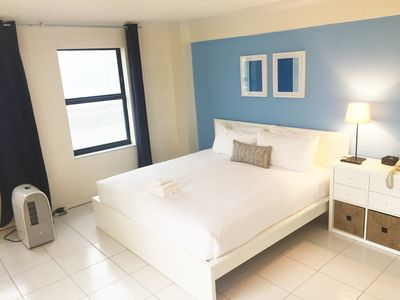 Photo for Design Suites Hollywood Beach 341 AC - One Bedroom Apartment, Sleeps 5