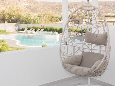 Photo for Naxos Depis Edem 3 luxury villas / 7 bedrooms with pool