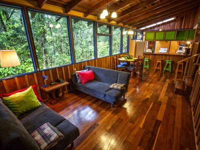 Photo for Casa Ira Rosa, 5 Minutes From The Monteverde Cloud Forest Reserve