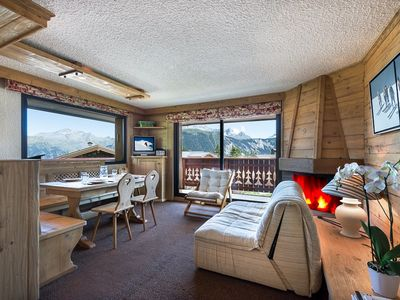 Photo for Lovely apartment in Courchevel 1850