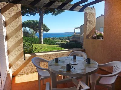Photo for Apartment Les Coteaux de la Nartelle in Sainte Maxime - 4 persons, 1 bedrooms