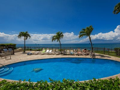 Photo for NEW ON SITE! INCREDIBLE VIEWS,HEAR THE SURF FROM YOUR PRIVATE LANAI!