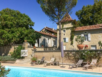 Photo for 5BR House Vacation Rental in Riberac, Nouvelle-Aquitaine