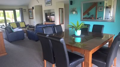 Photo for Mod 4 bedroom home in town centre Hanmer Springs