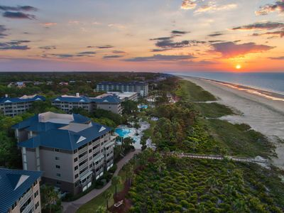 Photo for #3Beachfront Hilton Head Grande Ocean 2BR Villa + Amenities