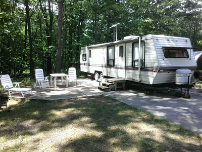 Photo for Silver Lake Vacation Rental Near State Park ans Sand Dunes  Pets Welome