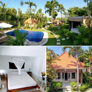 Photo for The Bali Experience - Kerobokan Private Bungalow With Pool