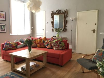 Photo for Modern and functional apartment in the historic center of Lucca