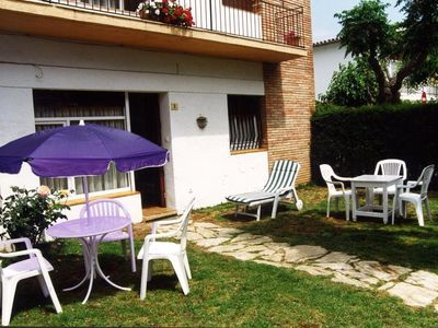 Photo for Great Location! Apartment with a Terrace, only 250m From the Beach!