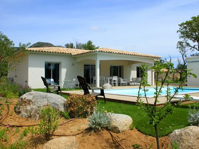 Photo for RECENT VILLA - 4 BEDROOMS - AIR CONDITIONED - HEATED SWIMMING POOL