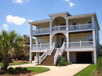 Photo for 10% off Sept/Oct! Majestic Home,New Floors, Great Beach Views All 5 star reviews