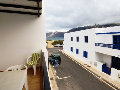 Photo for Famara Apartment las Calas 3 bedrooms