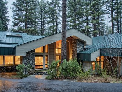 Photo for Escape To Lake Tahoe, Best Location Incline Village, Luxury Rental.