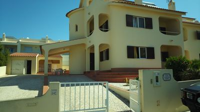 Photo for 4 bedroom villa with pool / or divided into 2 apartments 5 mnt from the beach