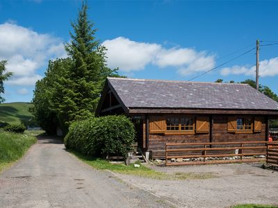 Photo for 2 bedroom Log Cabin in Northumberland National Park - CN141