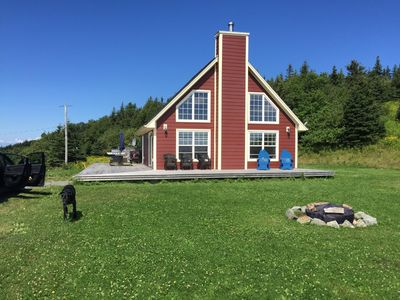 Photo for Oceanview Cottage - Enjoy Your Morning Coffee at the Lighthouse!