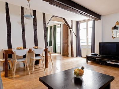 Photo for Les Halles - Cosy 1BR in Heart of Paris