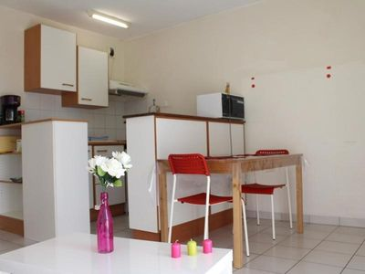 Photo for Apartment La Rochelle, studio flat, 2 persons