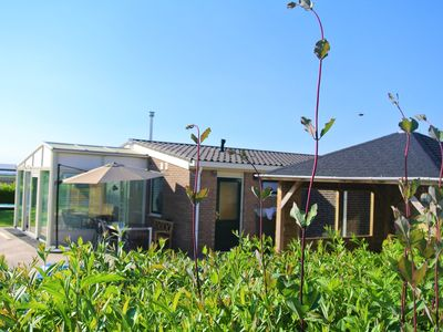 Photo for Spacious bungalow with large garden and wide view over beautiful Zeeland polder