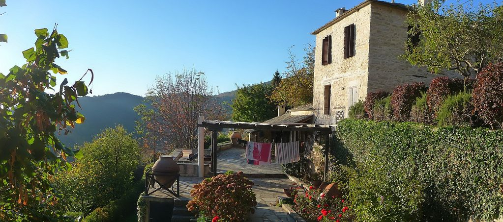 Lovingly Restored 19th Century House And Garden South Pelion