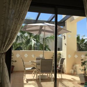 Photo for Spacious 2 Bedroom Penthouse Apartment in 5 Star Roda Golf Resort