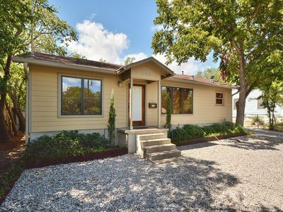 Photo for Best location in Austin! Charming 3BR house!