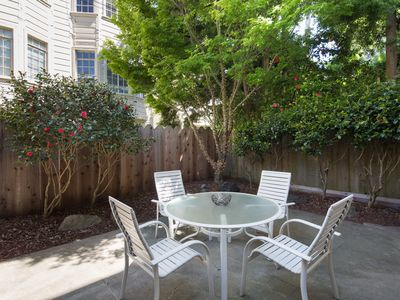 Photo for Walker's Paradise!  - Garden 1br with a 97 Walkscore in the Heart of the Marina