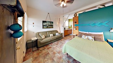 Photo for A17CP: 1BR Efficiency with patio Sleeps 3 In Old Town Port A Beach Cottage
