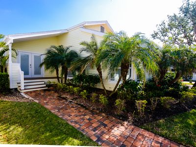 "Photo for Jensen Beach Island House ""The conch shell"""
