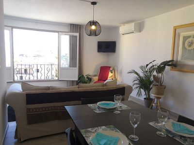 Photo for CHARMING APARTMENT IN SAINT-TROPEZ WITH SECURE PARKING