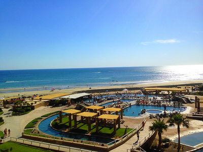 Photo for Beautiful Oceanview 2 Bedroom  2 Bath Condo On The 3rd Floor, Phase 2