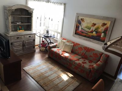Photo for Comfortable Duplex 300 meters from the Cathedral of Canela