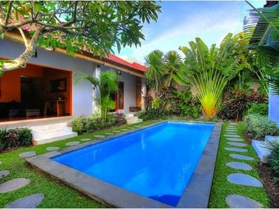 Photo for Perfect 3BR Villa in Central Seminyak!